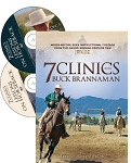 7 Clinics with Buck Brannaman, Discs 3 & 4: Lessons on Horseback (DVD)