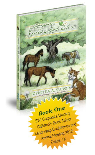 Adventures at Green Apple Acre Series– Cynthia A. Sudor