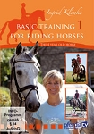 Basic Training for Riding Horses DVD Vol. 1, The 4 year old horse