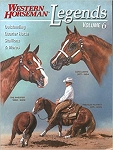 Legends: Outstanding Quarter Horse Stallions And Mares (Volume 6)