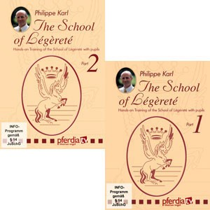 The School of Legerete DVD 1 & 2 Set