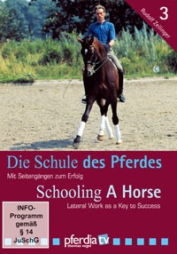 Schooling a Horse Part 3, Lateral Work as a key to success (DVD)