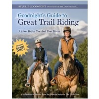 Goodnight's Guide to Great Trail Riding  (Book + DVD)