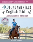 40 Fundamentals of English Riding (Book and DVD)