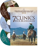 7 Clinics with Buck Brannaman Discs 5, 6, & 7: Lessons on Horseback, Problem Solving & Words of Wisdom (DVD)