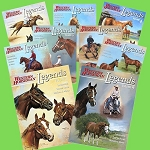 Legends: Outstanding Quarter Horse Stallions & Mares Complete Set (Vol. 1 - 9)