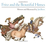 Fritz and the Beautiful Horses - Hardcover