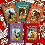 Horse Diaries - First 5 Books Bundle