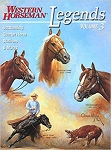 Legends: Outstanding Quarter Horse Stallions And Mares (Volume 3)
