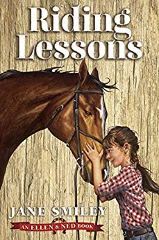 Riding Lessons (An Ellen & Ned Book #1)